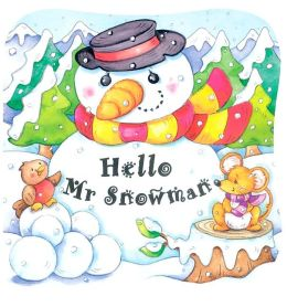 Hello, Mr. Snowman (Holidays in 3D)