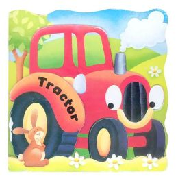 Going Places-Tractor