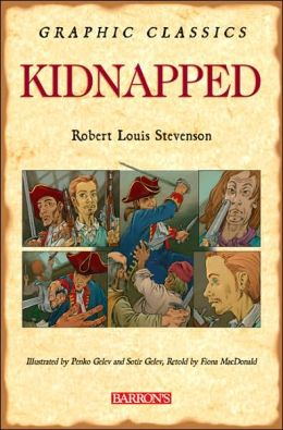 Kidnapped (Graphic Classics Series)