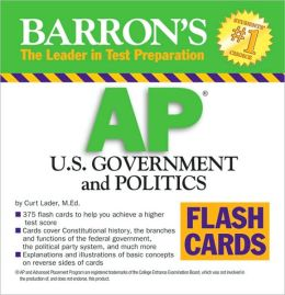 AP U.S. Government and Politics Flash Cards