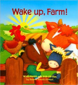 Wake Up Farm: With Flaps and POP-UP Fun
