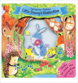 Little Bunny's Butterflies