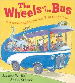 The Wheels on the Bus: A Read-along Sing-along Trip to the Zoo