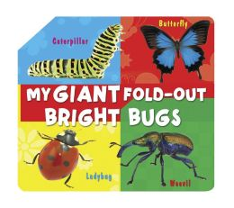 My Giant Fold-Out Bright Bugs
