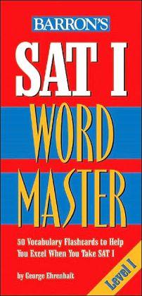 SAT I Wordmaster Level I