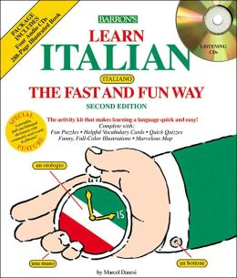 Italian the Fast and Fun Way