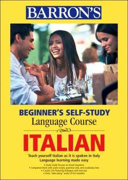 Beginner's Self-Study Language Course Italian