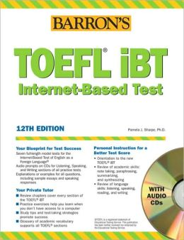 How to Prepare for the TOEFL iBT with Audio CDs