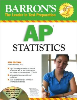 AP Statistics with CD-ROM