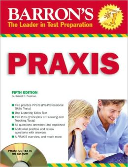 PRAXIS (Book w/CD-ROM)