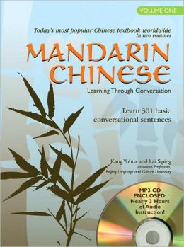 Mandarin Chinese: Learning Through Conversation