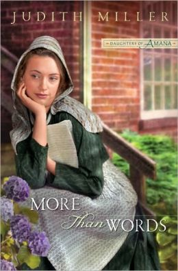 More Than Words (Daughters of Amana Series #2)