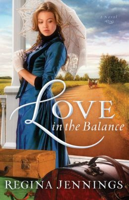 Love in the Balance (Ladies of Caldwell County Series #2)