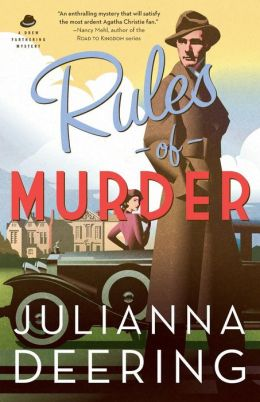 Rules of Murder (Drew Farthering Series #1)