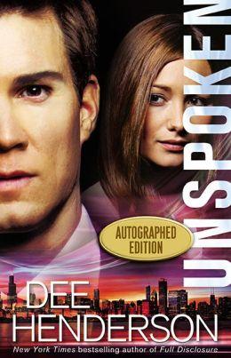 Unspoken (Signed Book)