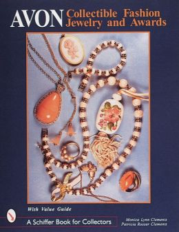 avon collectible fashion jewelry and awards by monica lynn