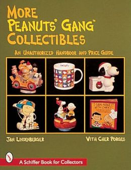 More Peanuts Gang Collectibles