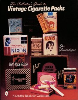 Collector's Guide to Vintage Cigarette Packs