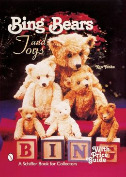 Bing Bears and Other Toys