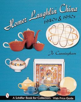 Homer Laughlin China: 1940s to 1950s