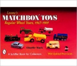 Lesney's Matchbox Toys: Regular Wheel Years, 1947-69