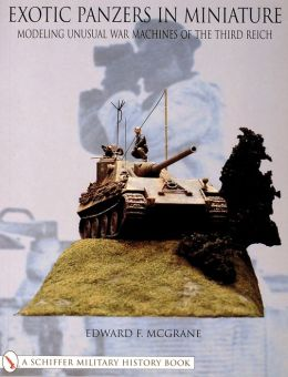 Exotic Panzers in Miniature