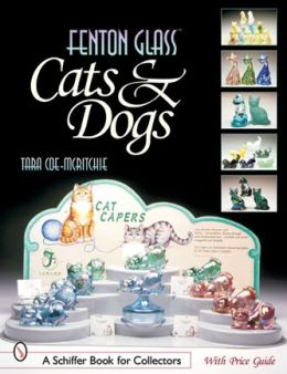 Fenton Glass Cats and Dogs