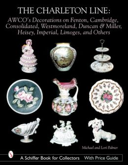 The Charleton Line: Decoration on Glass and Porcelain