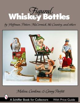 Figural Whiskey Bottles: By Hoffman, Lionstone, McCormick, Ski Country, and Others