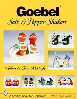 Goebel Salt and Pepper Shakers