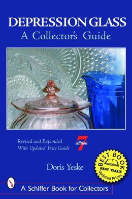 Depression Glass: A Collector's Guide