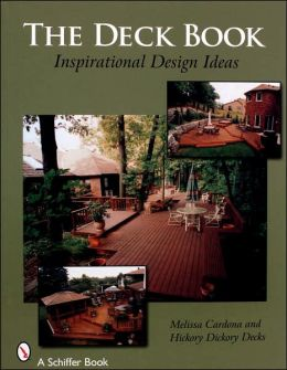 Deck Book: Inspirational Design Ideas