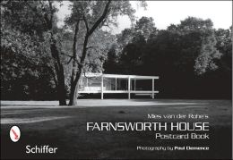 Mies van der Rohe's Farnsworth House: Postcard Book