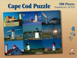 CAPE COD- Puzzle 500 Pieces