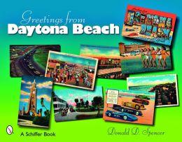 Greetings from Daytona Beach