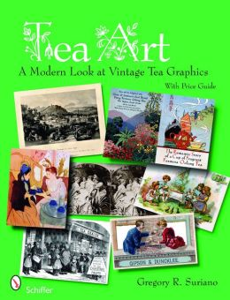 Tea Art: A Modern Look at Vintage Tea Graphics