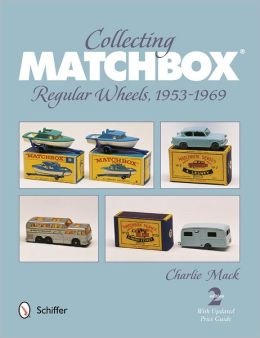Collectfing Matchbox: Regular Wheels 1953-1969
