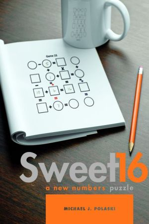 Sweet 16: A New Numbers Puzzle