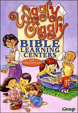 Wiggly, Giggly Bible Learning Centers for Preschoolers