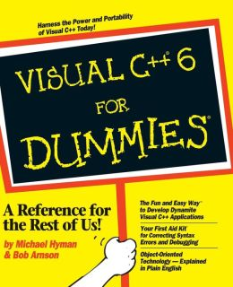 Visual C++6 For Dummies