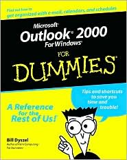 Microsoft Outlook 2000 for Dummies