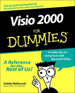 Visio 2000 For Dummies