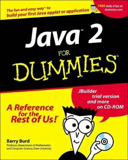 Java 2 For Dummies
