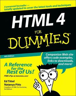 HTML 4 for Dummies, Fourth Edition