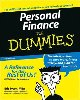 Personal Finance for Dummies, 4th Edition
