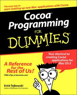 Cocoa Programming For Dummies
