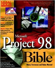 Microsoft Project 98 Bible