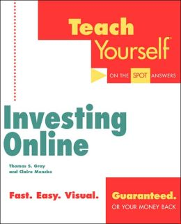 Teaching Yourself Investing Online