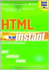 HTML in an Instant