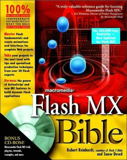 Flash (tm) MX Bible